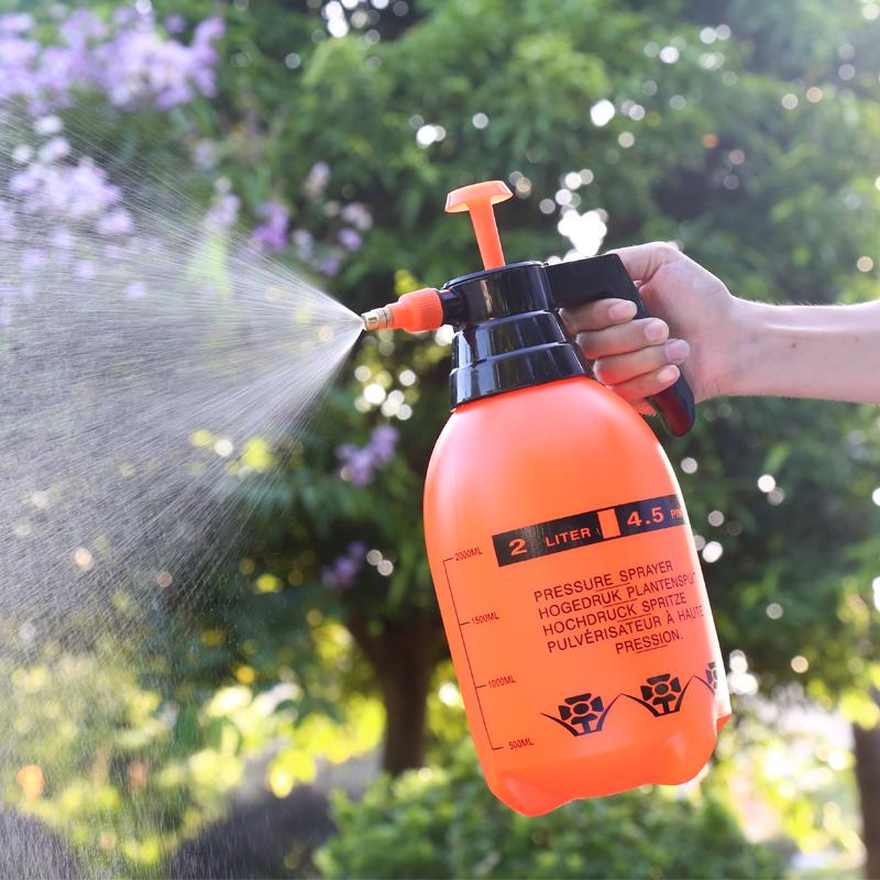 浇花喷壶园艺喷雾器喷水壶气压式浇水壶小型喷雾瓶洒水壶浇花家用