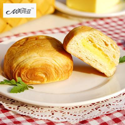 美特滋黄油面包网红夹心手撕面包营养早餐蛋糕点心零食品800g整箱