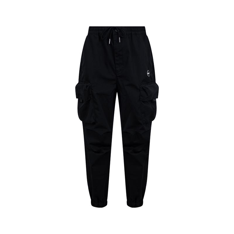 VISION STREET WEAR银泰专柜2020夏新品男女款梭织长裤V203MD9011