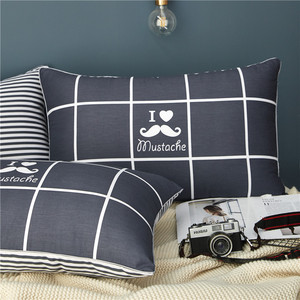 Pillows Pillows Pairs Whole head Dorm Simple Summer Household Cervical Pillows Single Student Double Male
