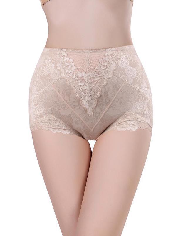 妙芭莎收腹提臀裤女合胯塑形美体束塑身裤收小肚子强力塑型翘臀