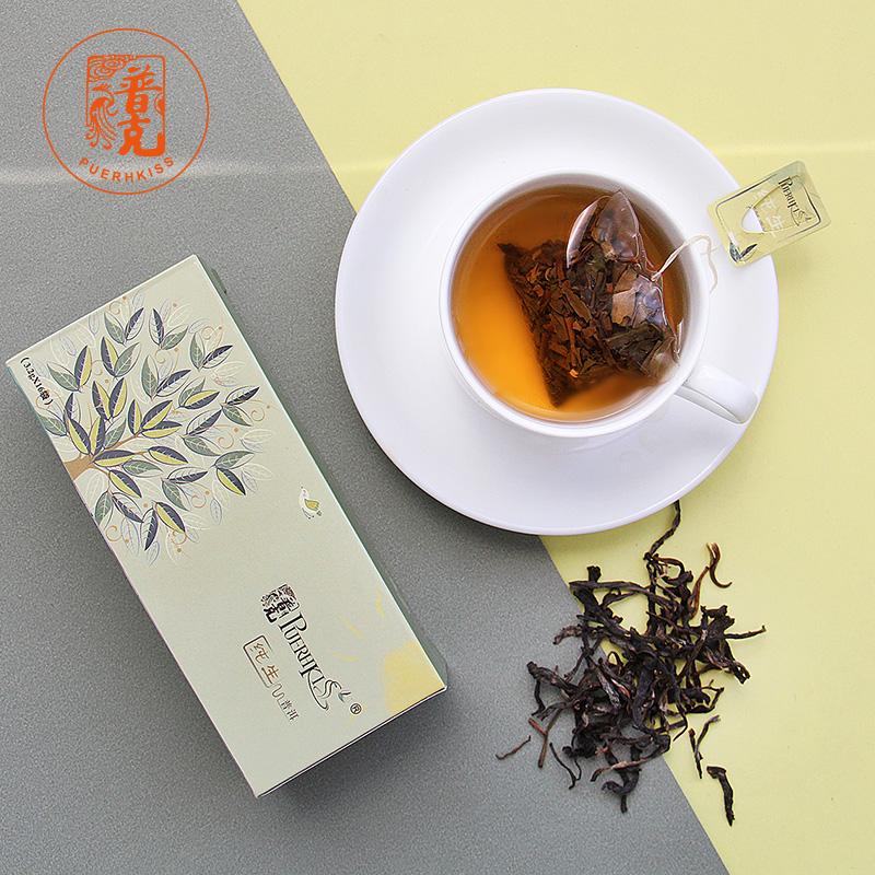 普克茶包 纯生普洱茶生茶 云南普洱茶叶袋泡茶小沱茶50g