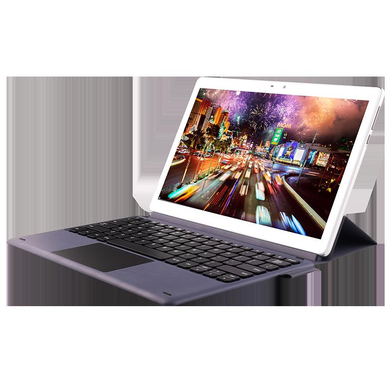 【及时发货】2020款IPAD12寸5G平板电脑8G+512G一屏两用触摸通话MateBooK10E6带磁吸键盘办公娱乐学生学习Pad
