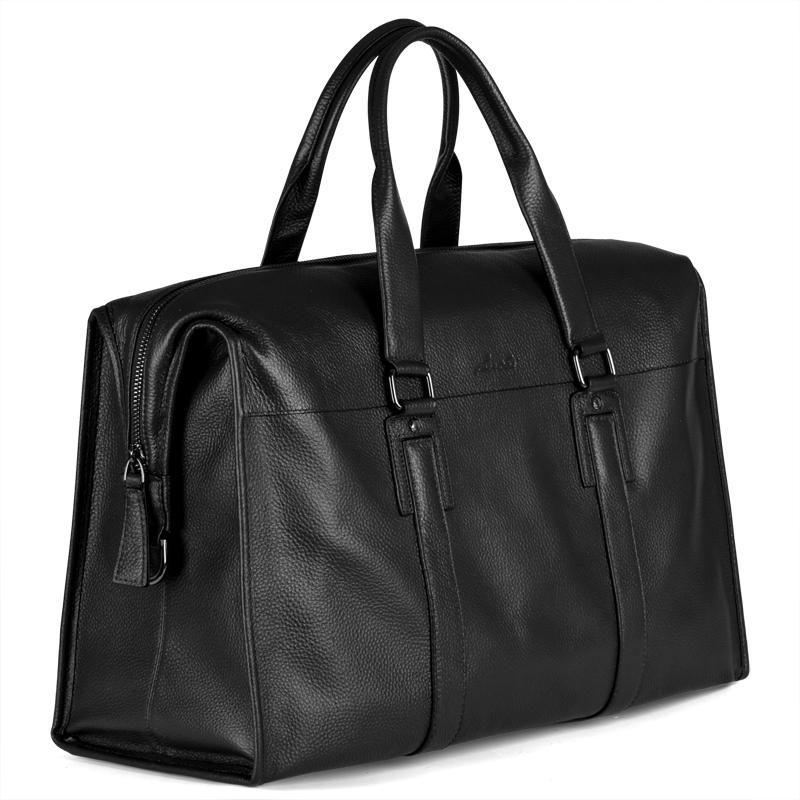 真皮旅行包男手提包出差旅游大容量便携行李箱包男士手拎牛皮男包