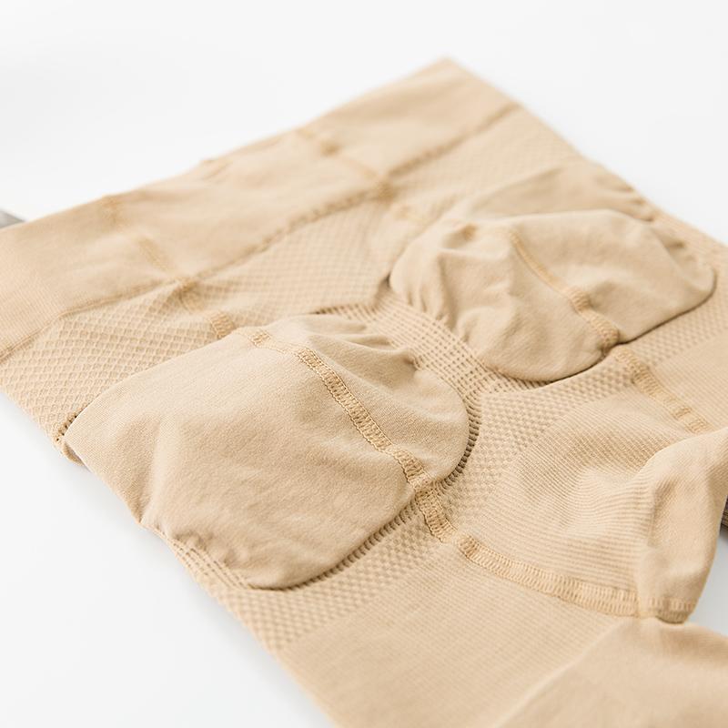 压力裤光腿神器中厚加绒打底袜美腿塑形连裤丝袜秋冬肉色瘦腿袜女