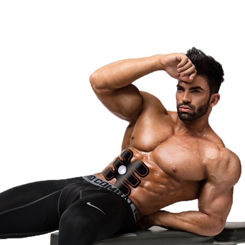 腹肌贴懒人收腹减脂健身器材家用腹部贴运动肌肉男腹肌训练器锻炼