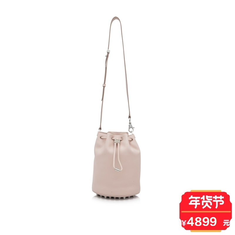 Alexander Wang Alpha Bucket系列女士斜挎桶包20R045
