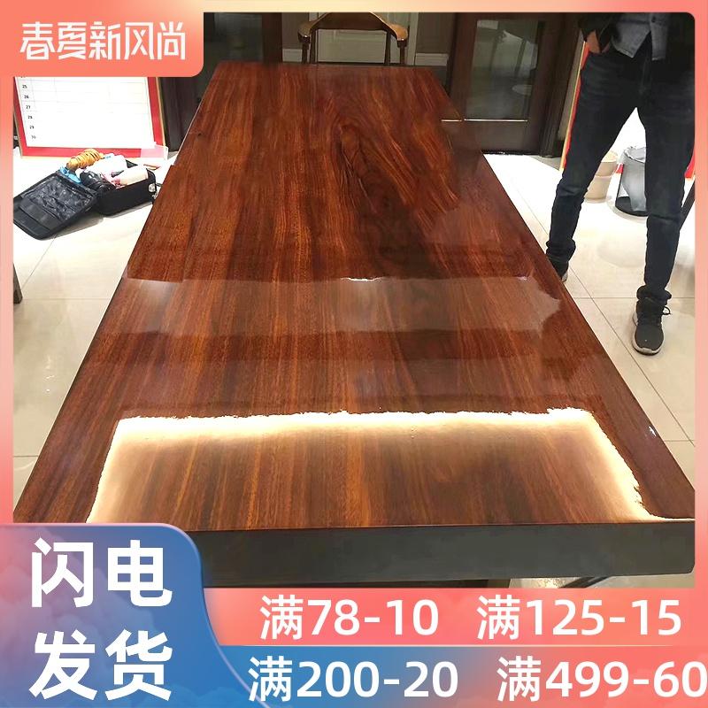 家具贴膜透明保护膜耐高温高档水晶膜家居实木餐桌子茶几桌面自粘