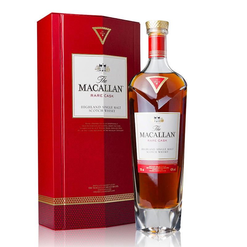 麦卡伦 皓钻 单一麦芽威士忌 700ml 包邮