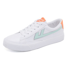 Huili women's shoes, small white shoes, women's 2020 spring new shoes, women's fashion shoes, students' all-around board shoes official flagship store