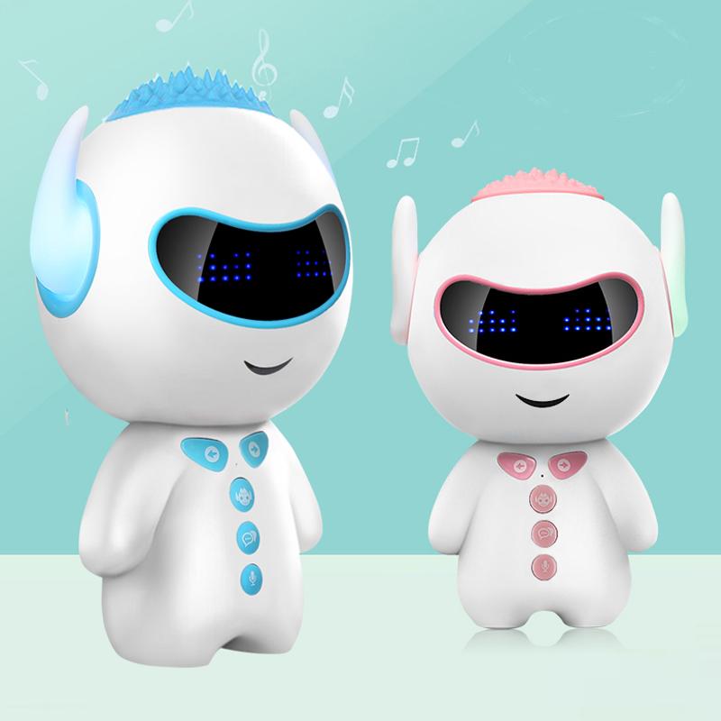 趣帅儿童早教机ai人工智能机器人对话小谷故事机玩具高科技wifi全自动小度智能陪伴男孩女孩小杜小孩学习机