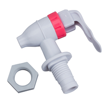 New Push Type Plastic Replacement Water Dispenser Tap Faucet