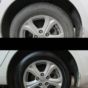 Car tire wax brightener foam cleaning anti-aging gloss protection car tire oil wax treasure glaze maintenance protective products