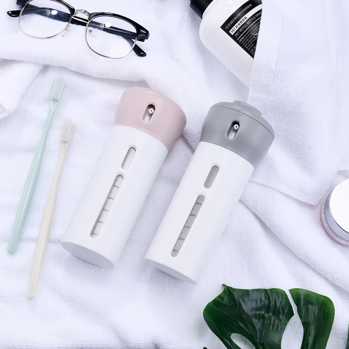 旅行分装瓶便携化妆品分装瓶出差空瓶子旅行套装护肤喷瓶旅行神器