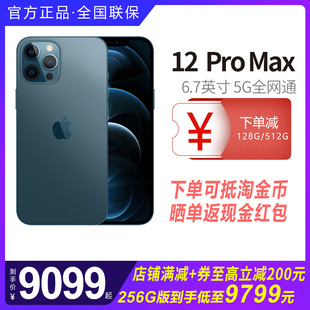 12期分期Apple/苹果 iPhone 12 Pro Max 5G手机国行正品iPhone12promax