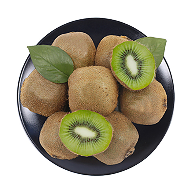 第二件0.1元共发带箱5斤绿心猕猴桃奇异果新鲜生鲜水果鲜果包邮