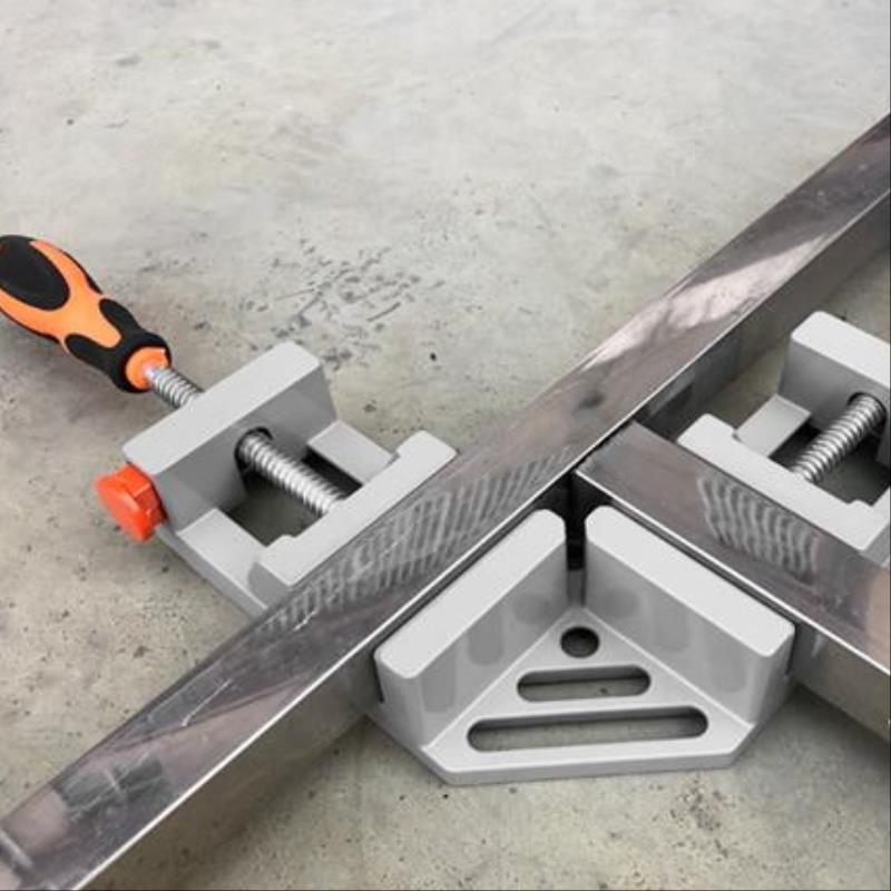 ~焊接定位器电焊固定工具90度直角焊接夹具焊接钳木工夹定位器。