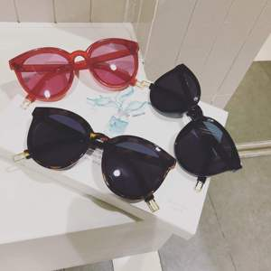 Japan purchase summer sunglasses female tide goods round glasses new Korean sunglasses travel decoration with glasses