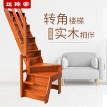 科衛安家同款閣樓伸縮樓梯室內電動家用全自動隱形梯複式升降摺疊