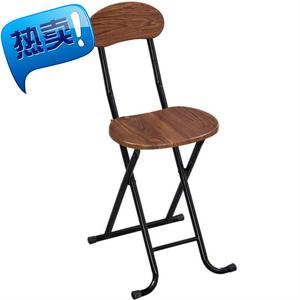 Home f residential back chair light furniture computer home dining stool employee chair bedroom folding stool simple dormitory