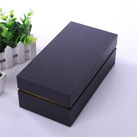 定制款商家葡萄酒红酒盒保健品礼盒 茶叶食品包装盒 可定制