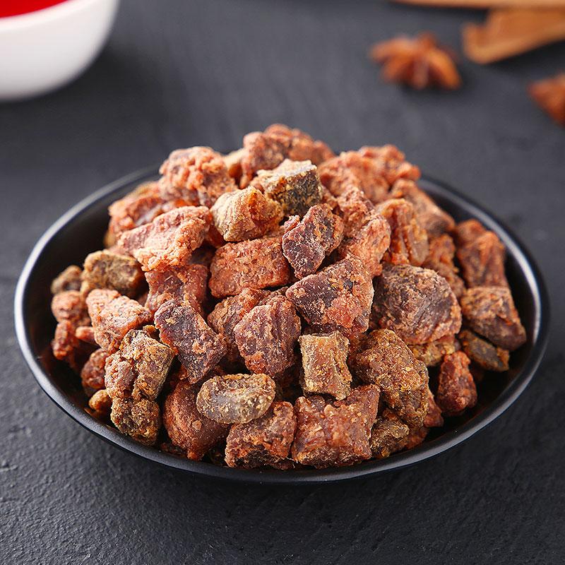 牛肉粒零食小包装人吃xo酱香辣味五香卤牛肉片纯即食酱牛肉干熟食
