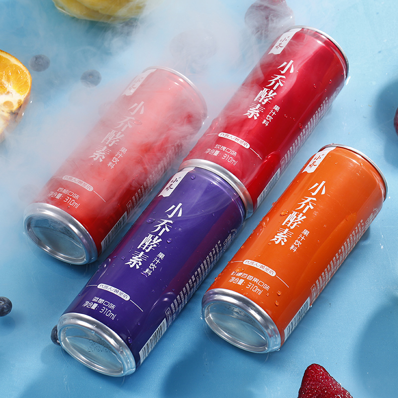 【黄圣依代言】小乔酵素果汁饮料果蔬酵素原液孝素网红饮品非冲剂