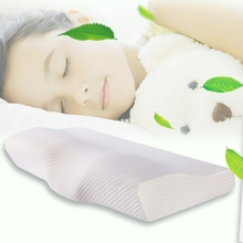 50*30cm/60*35cm Memory Foam Bedding Pillow Neck Protection S