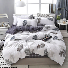 Lanke Cotton Bedding Sets, Home Textile Twin King Queen Size
