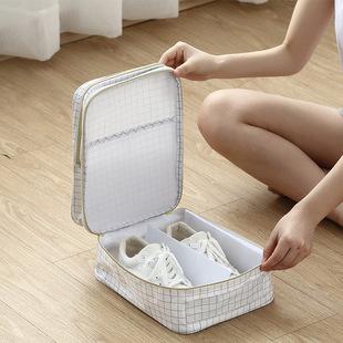家用牛津布鞋罩靴鞋包 鞋袋子旅行收纳袋 整理收纳防尘袋