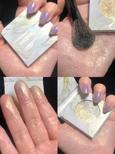 nycemakeup 修容高光一体盘粉饼自然鼻影提亮侧影粉阴影瘦脸黑盒