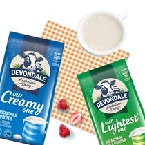 德运奶粉澳大利亚原装 全脂脱脂奶粉学生营养牛乳粉成人奶粉1kg