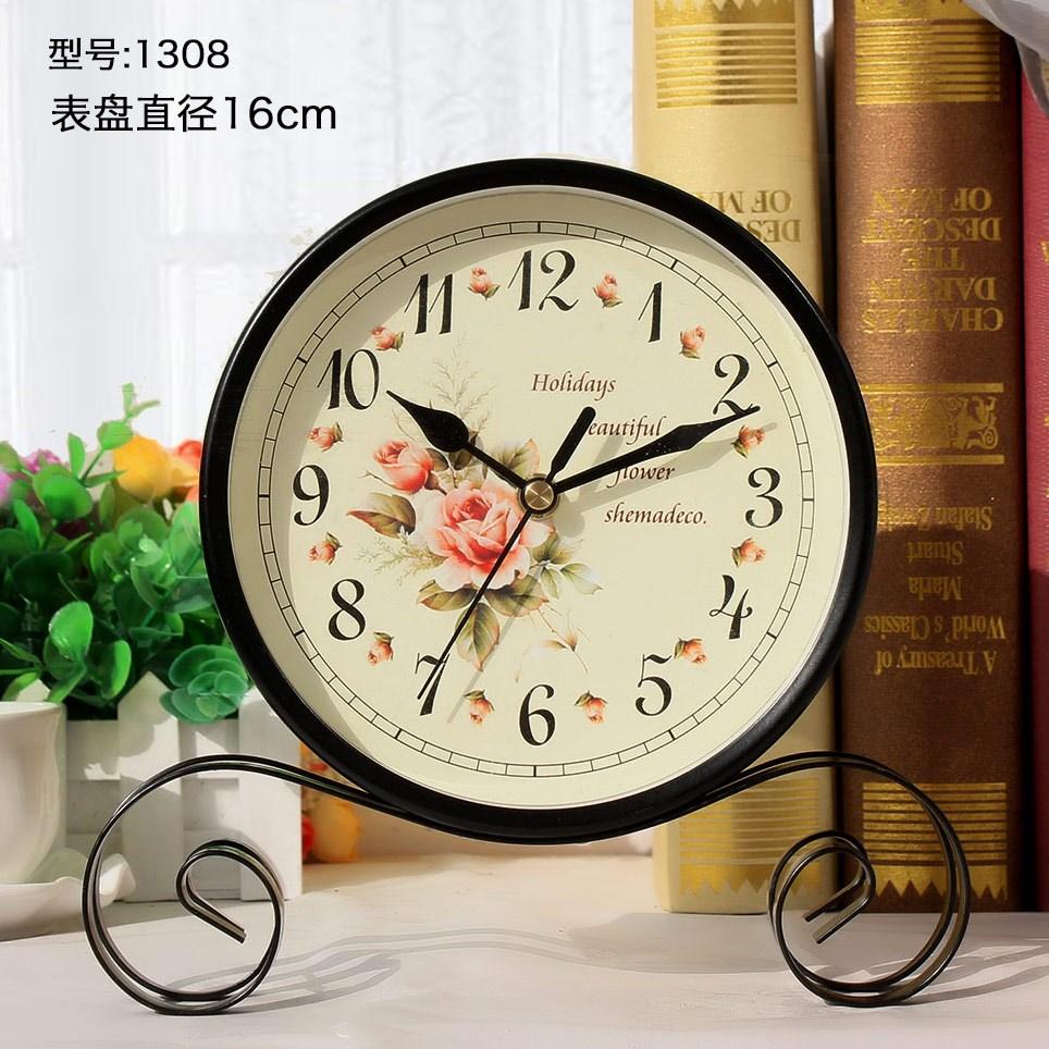 客厅钟表立式装饰落地北欧挂钟创意个性钟客厅时钟艺术小卧室家。