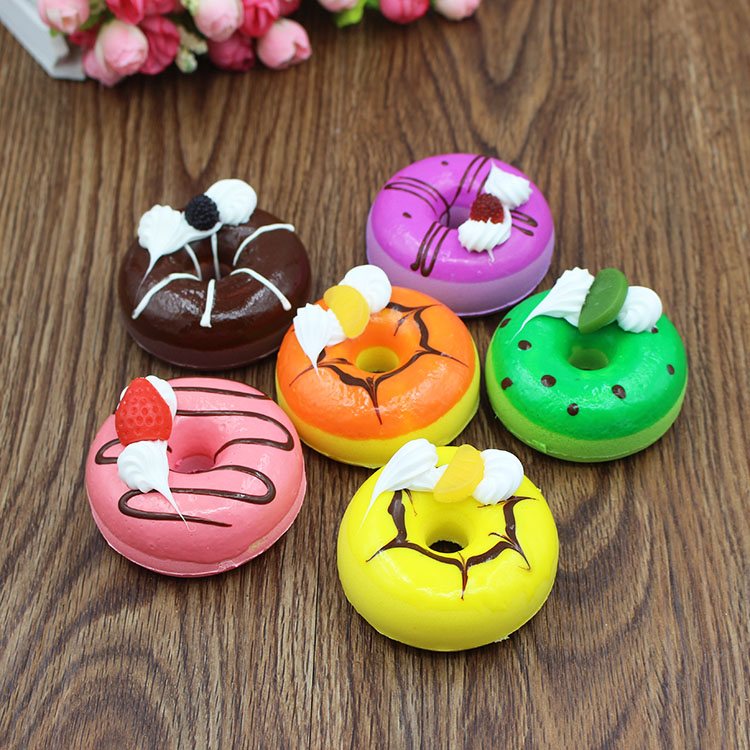 Small Toy Food : Simulation model decoration small plastic food dessert