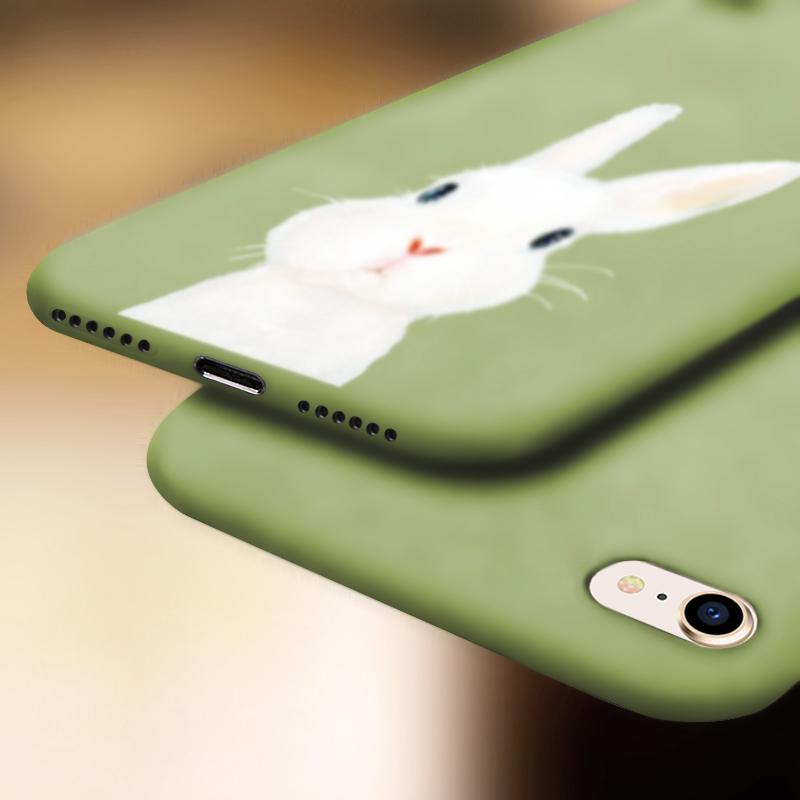 苹果6手机壳6Plus套iPhone6磨砂6s超薄六新款防摔i6P女潮男硬壳