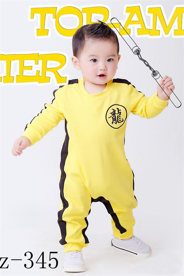 2017新款影楼儿童摄影主题服装中国龙造型照相韩版服饰写真衣服