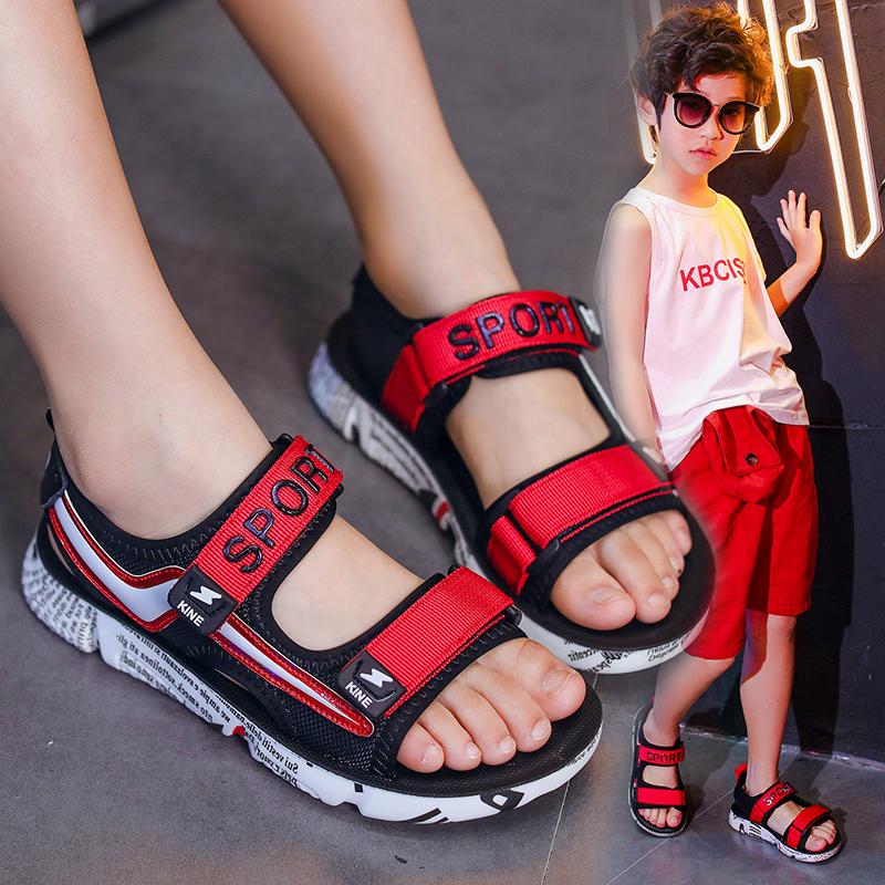 点击查看商品:男童凉鞋2020新款夏季韩版时尚学生儿童鞋子中大童男孩软底沙滩鞋