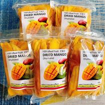 泰国风味芒果干500g一斤大袋酸甜水果干蜜饯整箱散装零食中通包邮
