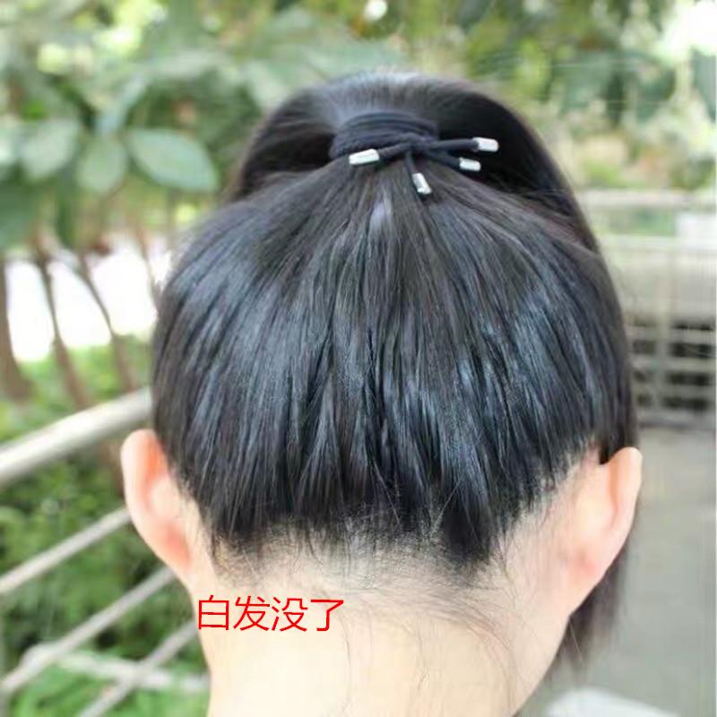 屈臣氏爆卖少年治白发变黑发神器克星纯植物老年白头转黑洗发水优惠券
