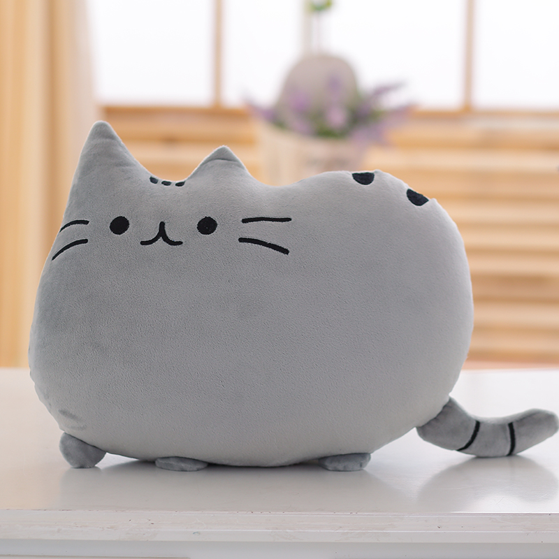 Giant Animal Pillow Bed : Large Plush toy doll cat Pillow Cushion Kids Bed Room Sofa Free Shipping
