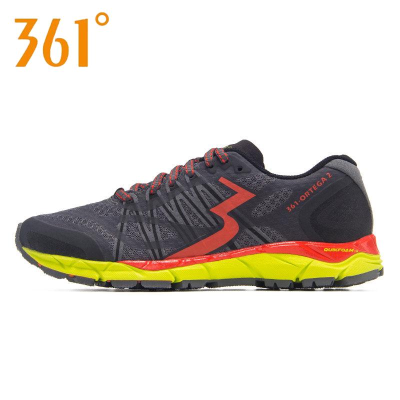 【国际线】361-Ortega 户外鞋361度轻便登山鞋Q弹男鞋越野鞋