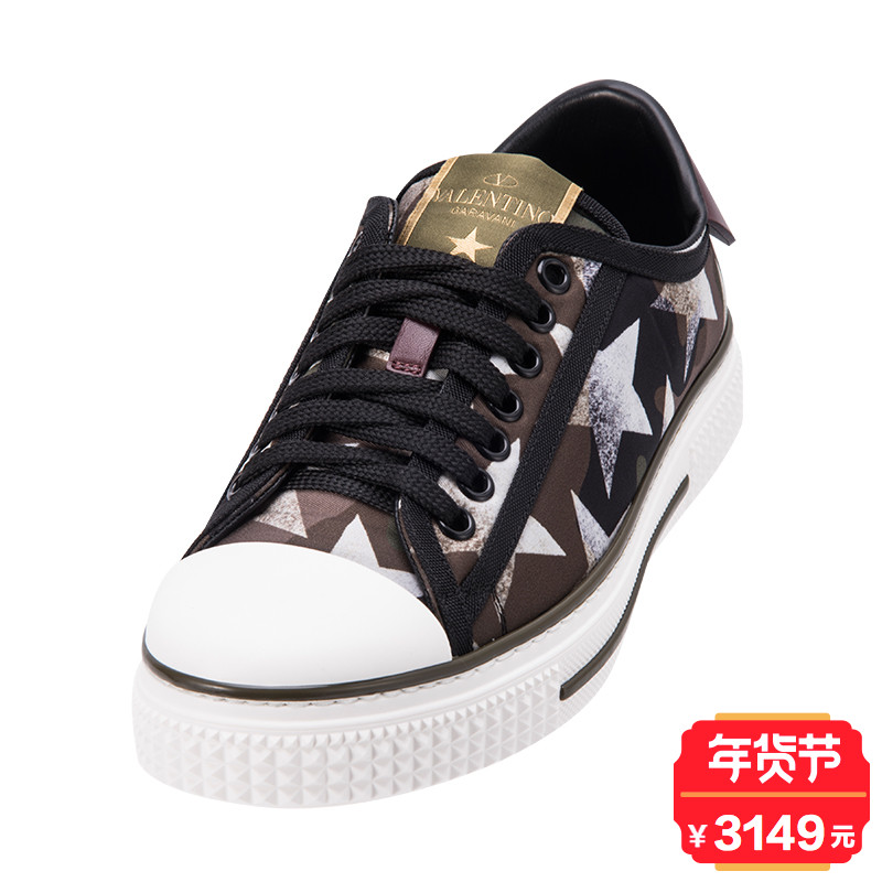 Valentino/华伦天奴VAMW2S0103NSW奢品女士新款时尚休闲鞋直邮
