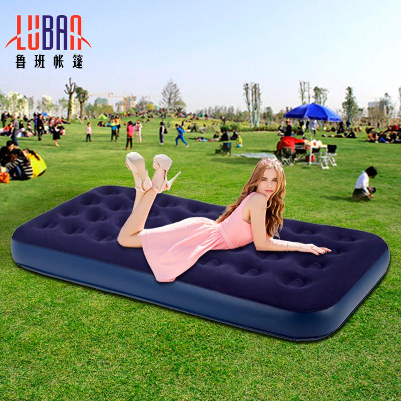 懒人便携式户外充气沙发袋空气床垫单人午休免打气吹气冲气垫网红