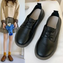 女鞋厨师鞋防滑防水防油厨房专用工作皮鞋肯德基上班女士舒适单鞋