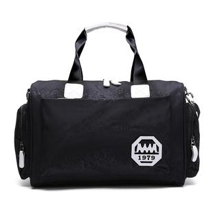 特价手提旅行包男单肩斜跨行李包女韩版短途旅行李袋运动包健身包