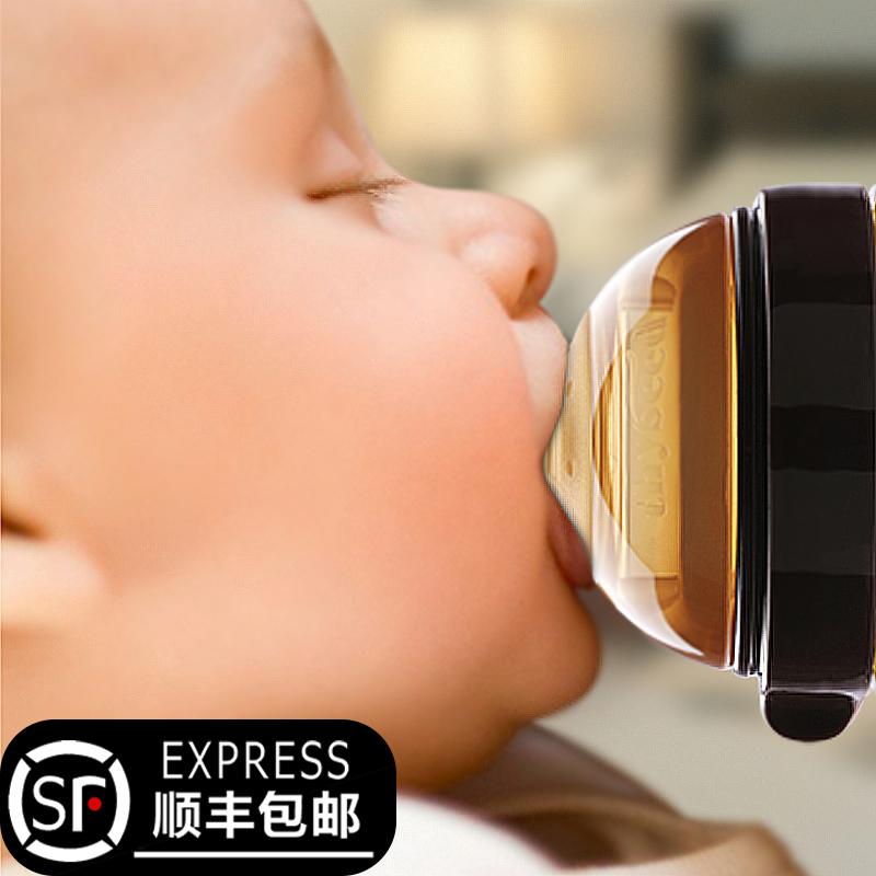 世喜全硅胶婴儿仿母乳宽口径宝宝厌奶奶瓶防胀气戒奶断奶神器超软