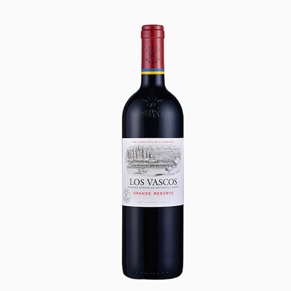 双11预告、前2小时:LOS VASCOS 拉菲巴斯克酒庄 特酿干红葡萄酒 750ml*2支