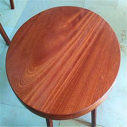 餐桌圆桌面板圆桌子家用酒店圆形折叠实木饭店大圆桌面10人圆台面