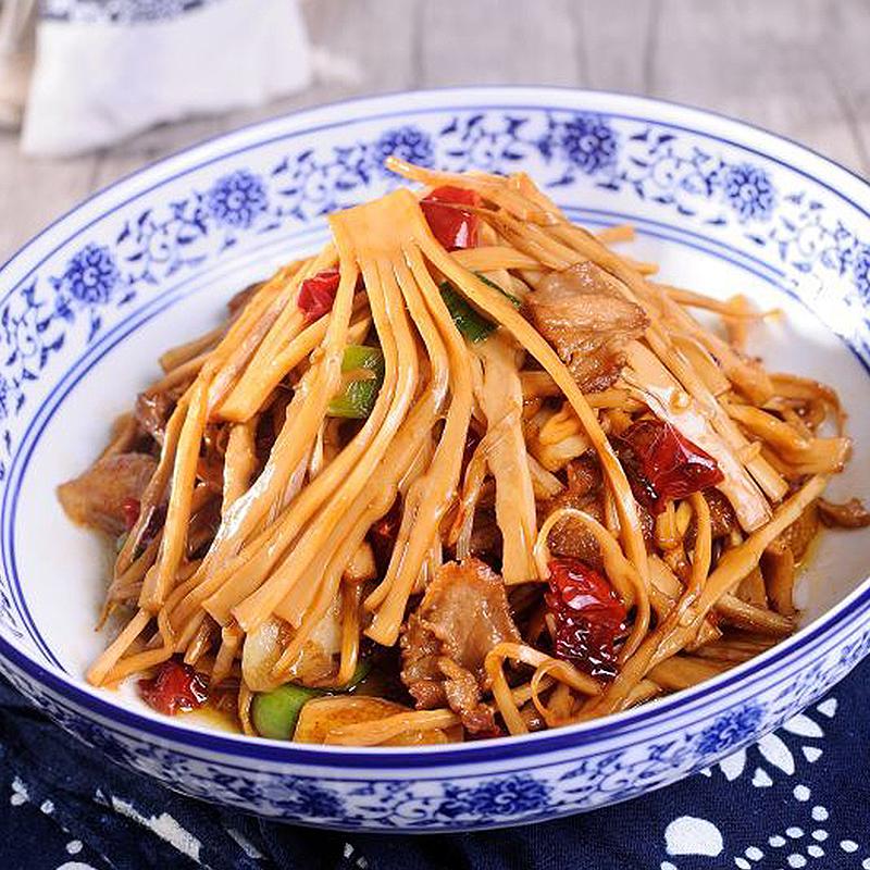 梳子笋 火锅烧烤食材 火锅原料 酒店特色菜原料 天然竹笋