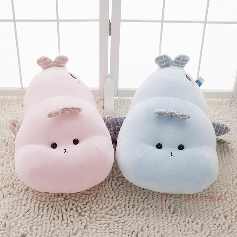 点击查看商品:正品HWD创意软体海豚公仔毛绒玩具情侣抱枕玩偶布娃娃女生日礼物